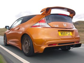 Ver foto 9 de Honda CR-Z Mugen 2011