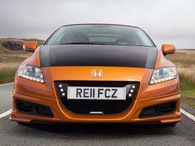 Ver foto 7 de Honda CR-Z Mugen 2011
