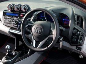 Ver foto 18 de Honda CR-Z Mugen 2011