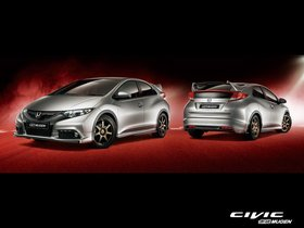 Ver foto 3 de Honda Mugen Civic Styling Package 2013