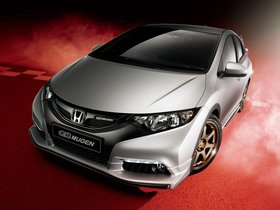 Ver foto 1 de Honda Mugen Civic Styling Package 2013