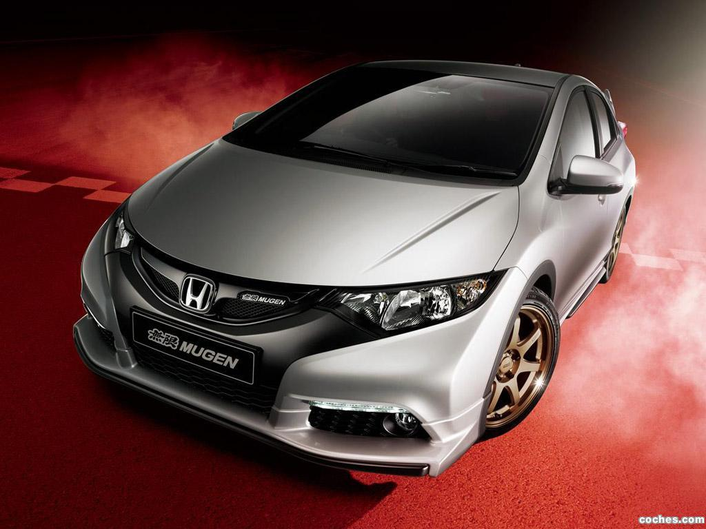 Foto 0 de Honda Mugen Civic Styling Package 2013