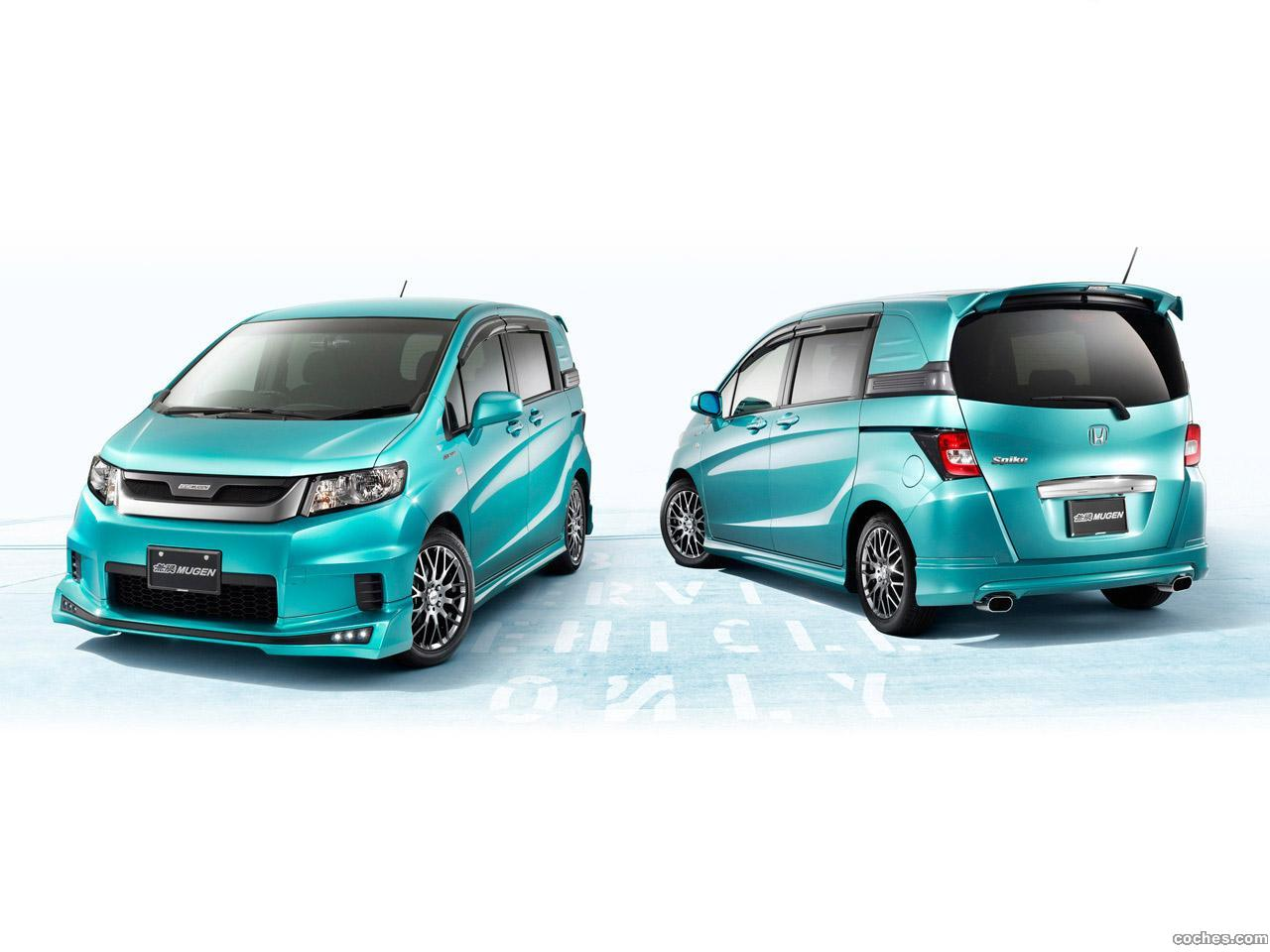 Foto 2 de Mugen Honda Freed Spike 2010