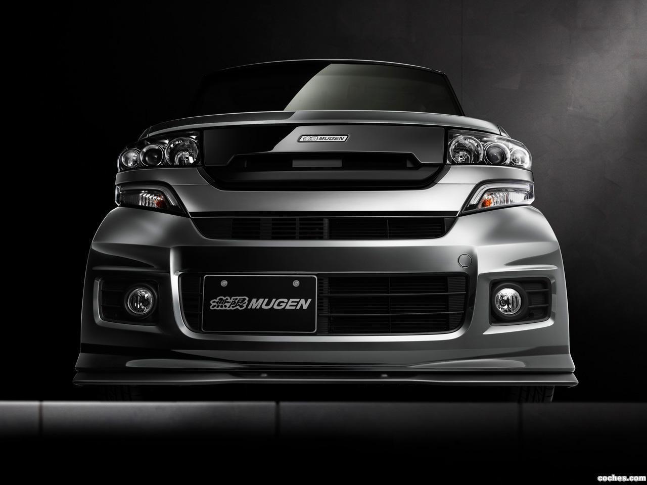 Foto 0 de Honda Mugen N-Box Custom G 2012