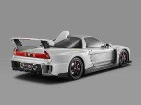 Ver foto 3 de Honda Mugen NSX RR Concept 2009