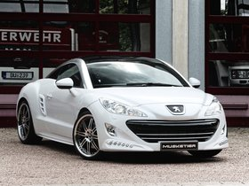 Fotos de Peugeot RCZ Musketier 2011