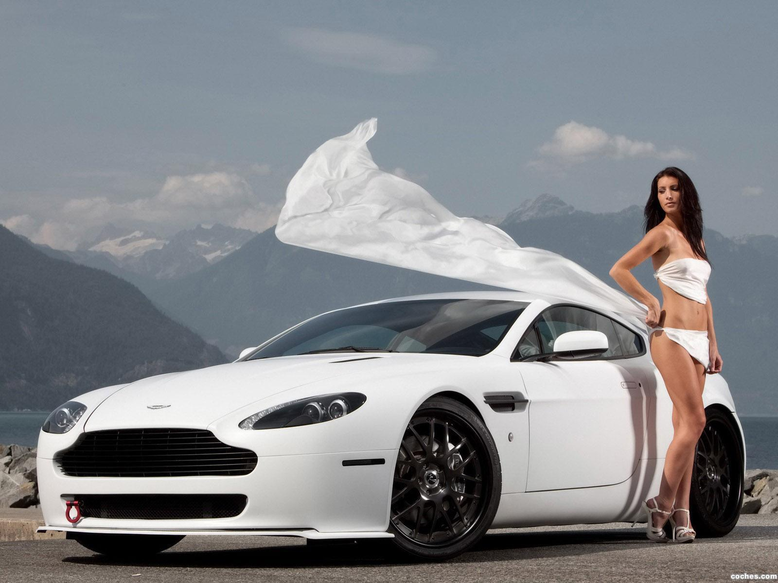 Foto 0 de Aston Martin MW Design V8 Vantage 2009