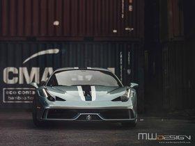 Ver foto 3 de MWDesign Ferrari 458 Speciale Brixton Forged 2016