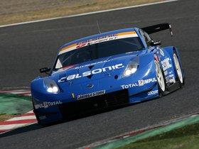 Ver foto 1 de Nissan NISMO 350Z Super GT Z33 2007