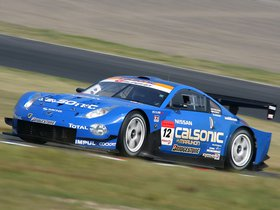Ver foto 12 de Nissan NISMO 350Z Super GT Z33 2007