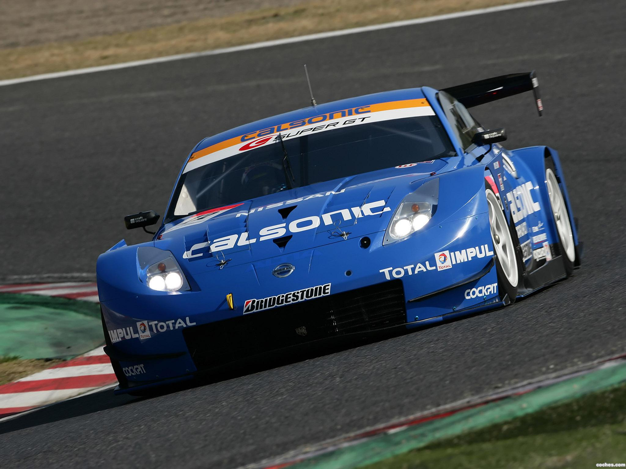 Foto 0 de Nissan NISMO 350Z Super GT Z33 2007