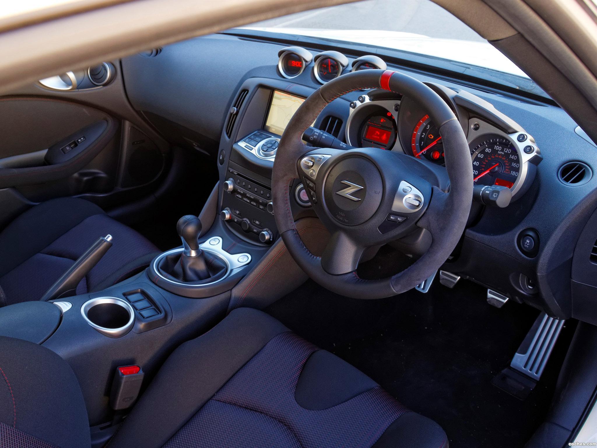 Foto 5 de Nissan Nissan 370Z Nismo 2013