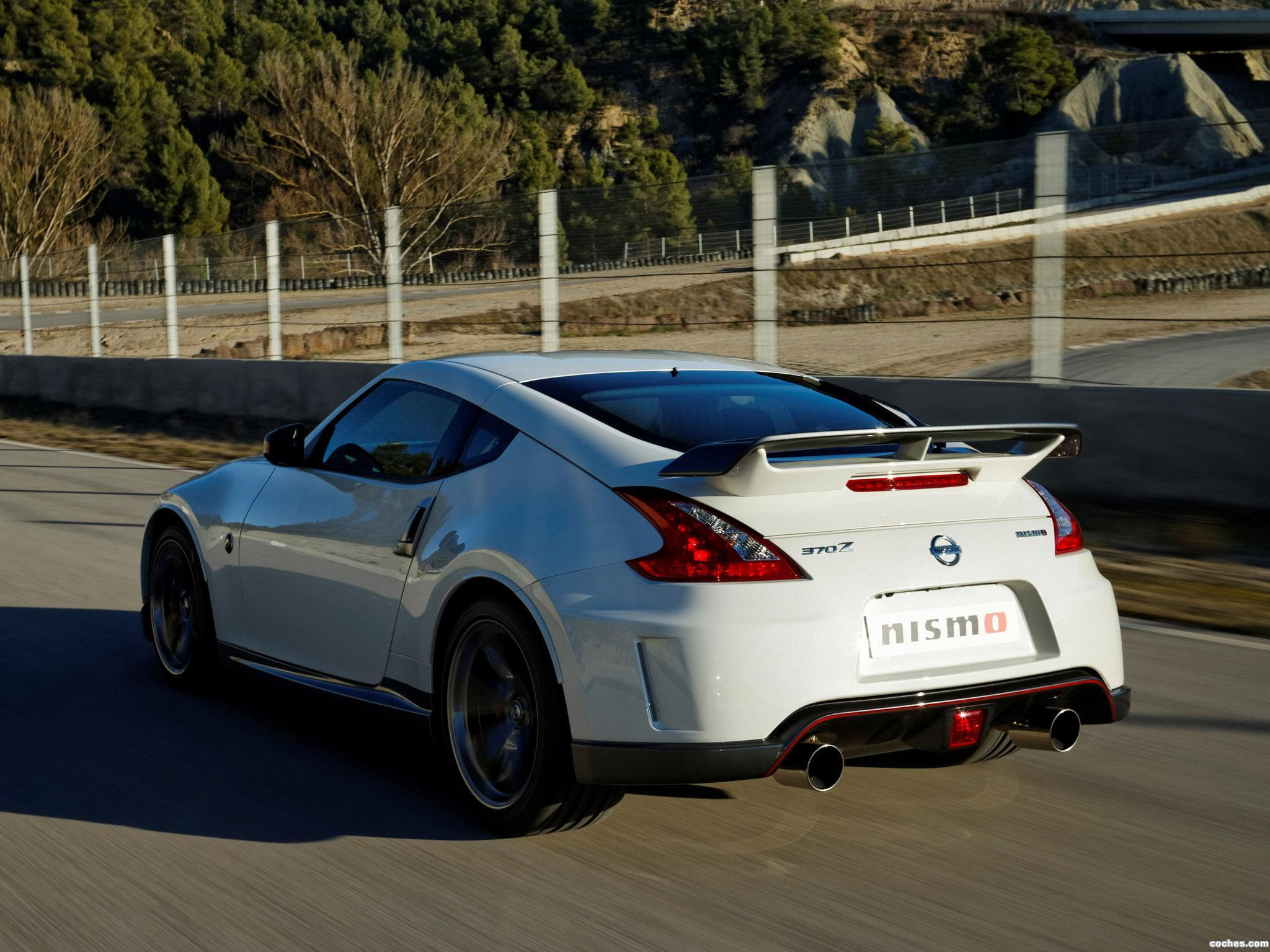 Foto 8 de Nissan Nissan 370Z Nismo 2013