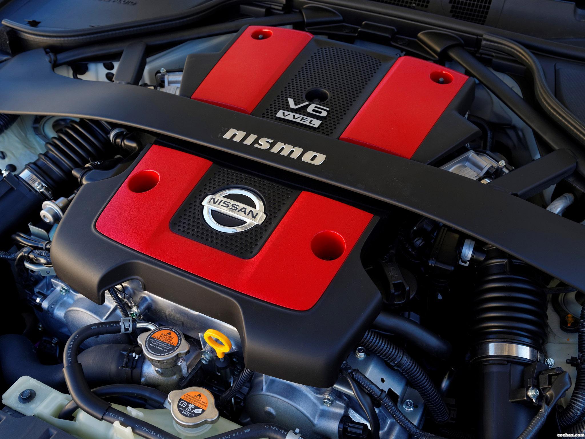 Foto 4 de Nissan Nissan 370Z Nismo 2013