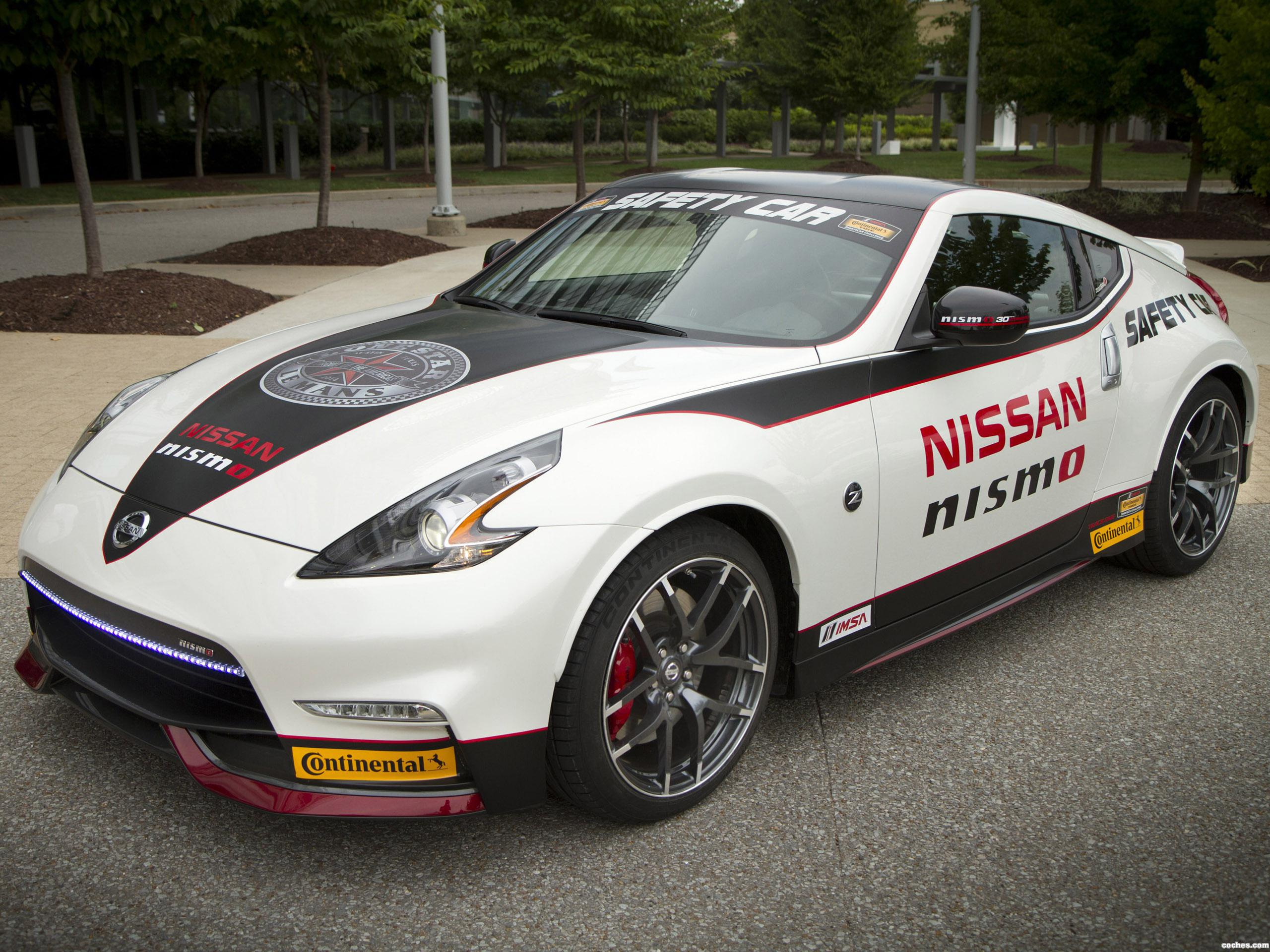 Foto 0 de Nissan 370Z Safety Car 2015