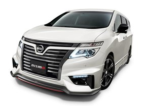 Ver foto 1 de Nissan Nismo Elgrand Performance Package E52 2014