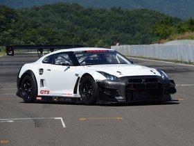 Ver foto 3 de Nissan GT-R GT3 Prototype nismo 2012