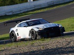 Fotos de Nissan GT-R GT3 Prototype nismo 2012