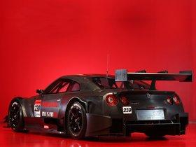 Ver foto 3 de Nissan GT-R GT500 R35 2013