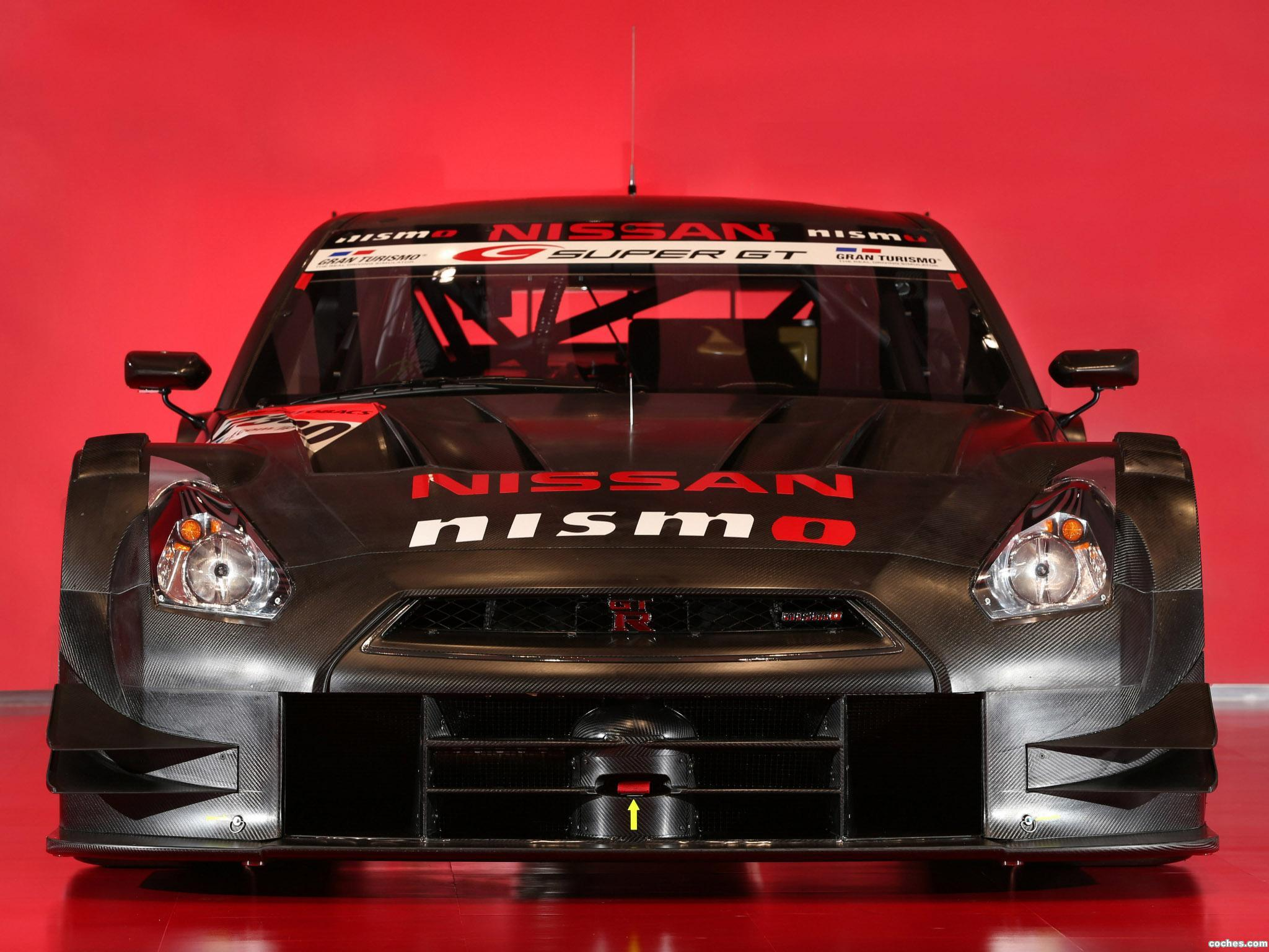 Foto 0 de Nissan GT-R GT500 R35 2013