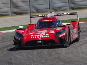 Fotos de Nissan Nismo GT-R LMP1 Race Car 2016