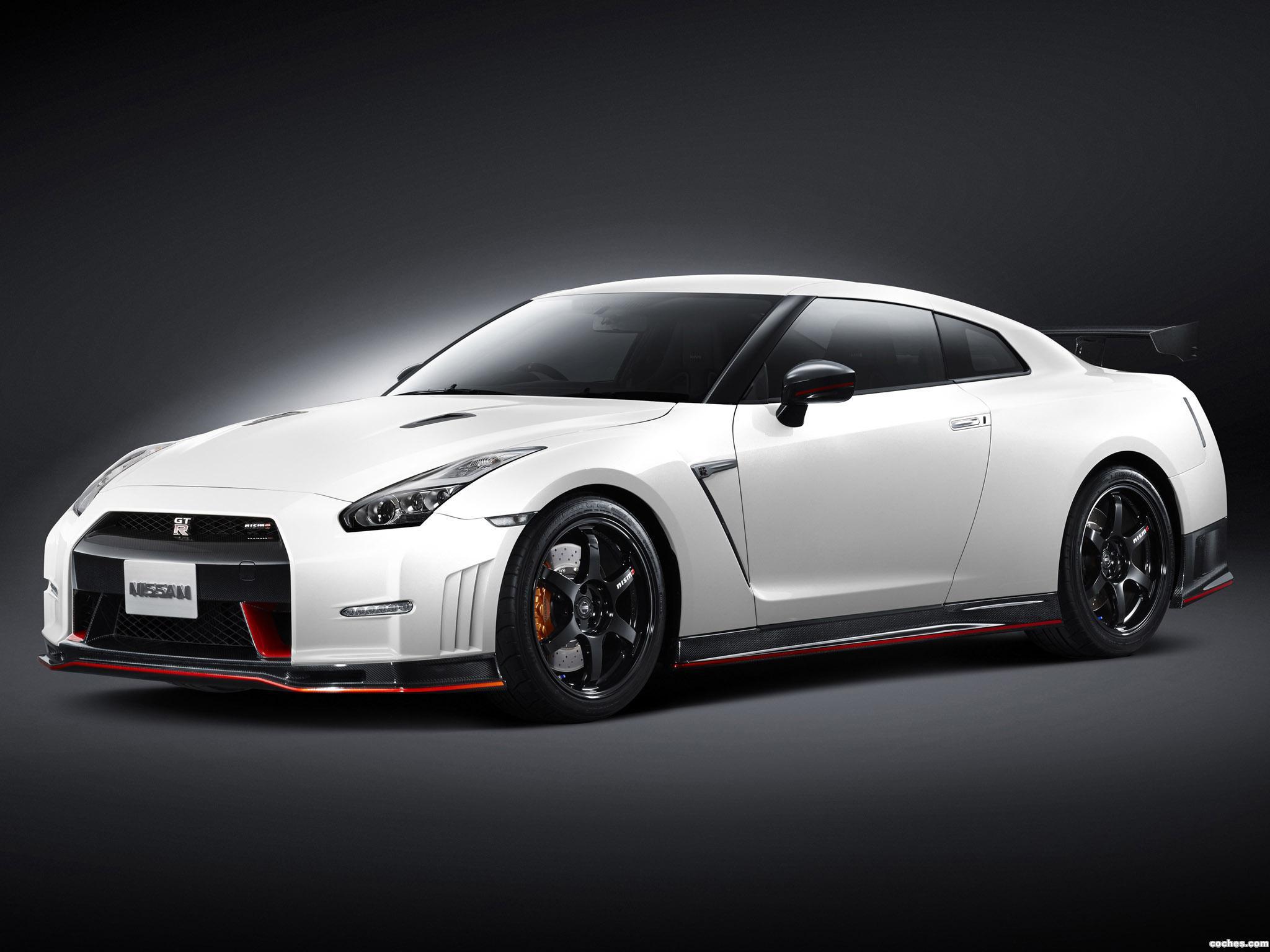 Foto 0 de Nissan Nismo GT-R R35 2014