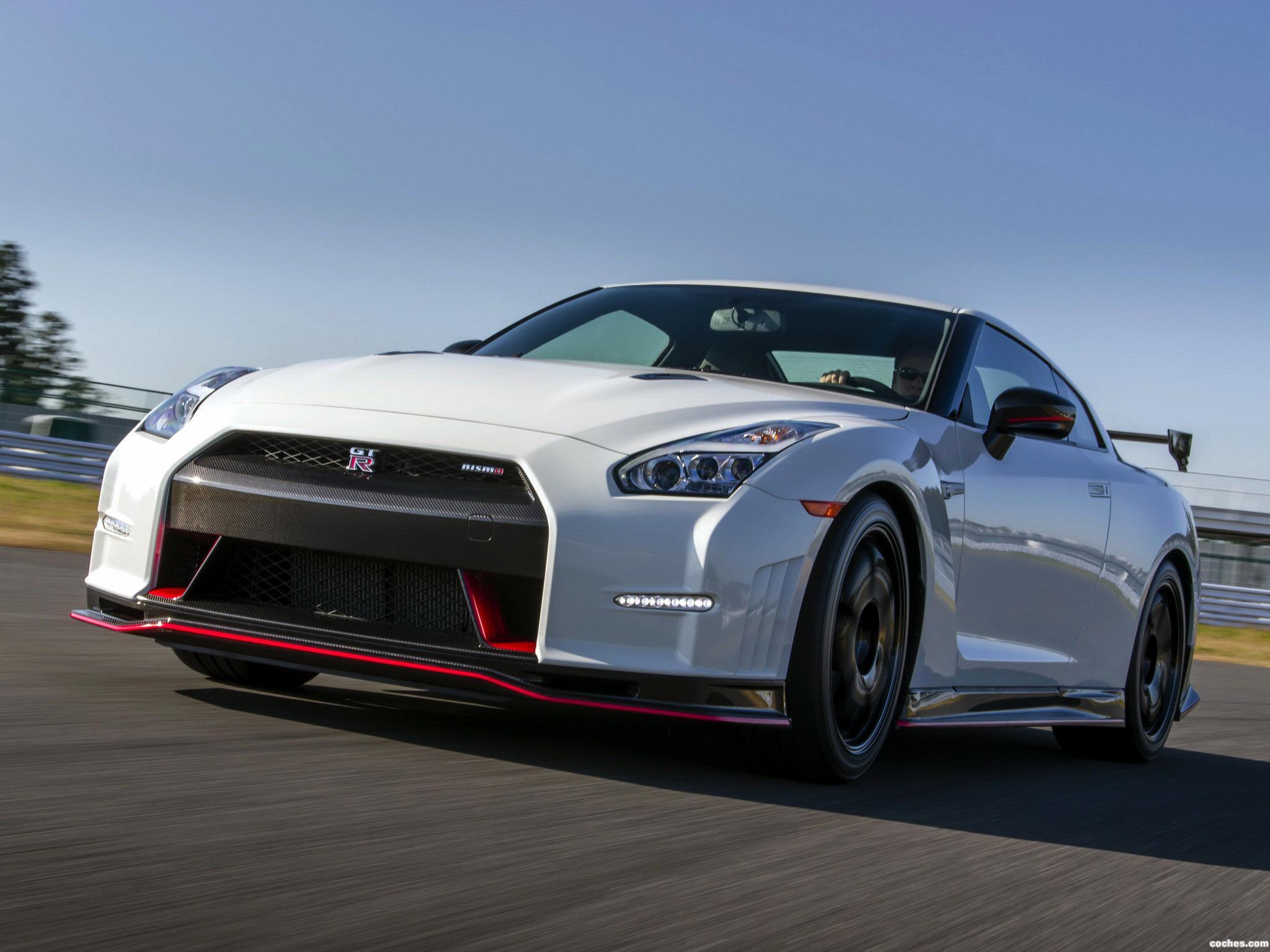 Foto 0 de Nissan Nismo GT-R R35 USA 2014