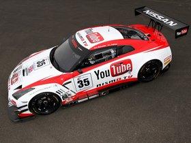 Ver foto 3 de Nissan Nissan GT-R Youtube nismo 2013