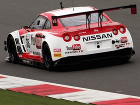 Ver foto 2 de Nissan Nissan GT-R Youtube nismo 2013