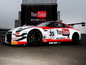 Ver foto 1 de Nissan Nissan GT-R Youtube nismo 2013
