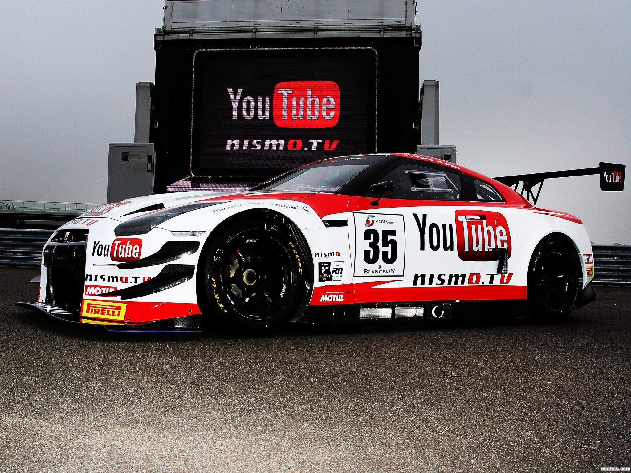 Foto 0 de Nissan Nissan GT-R Youtube nismo 2013