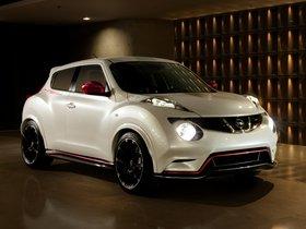 Ver foto 3 de Nissan Juke nismo 2011