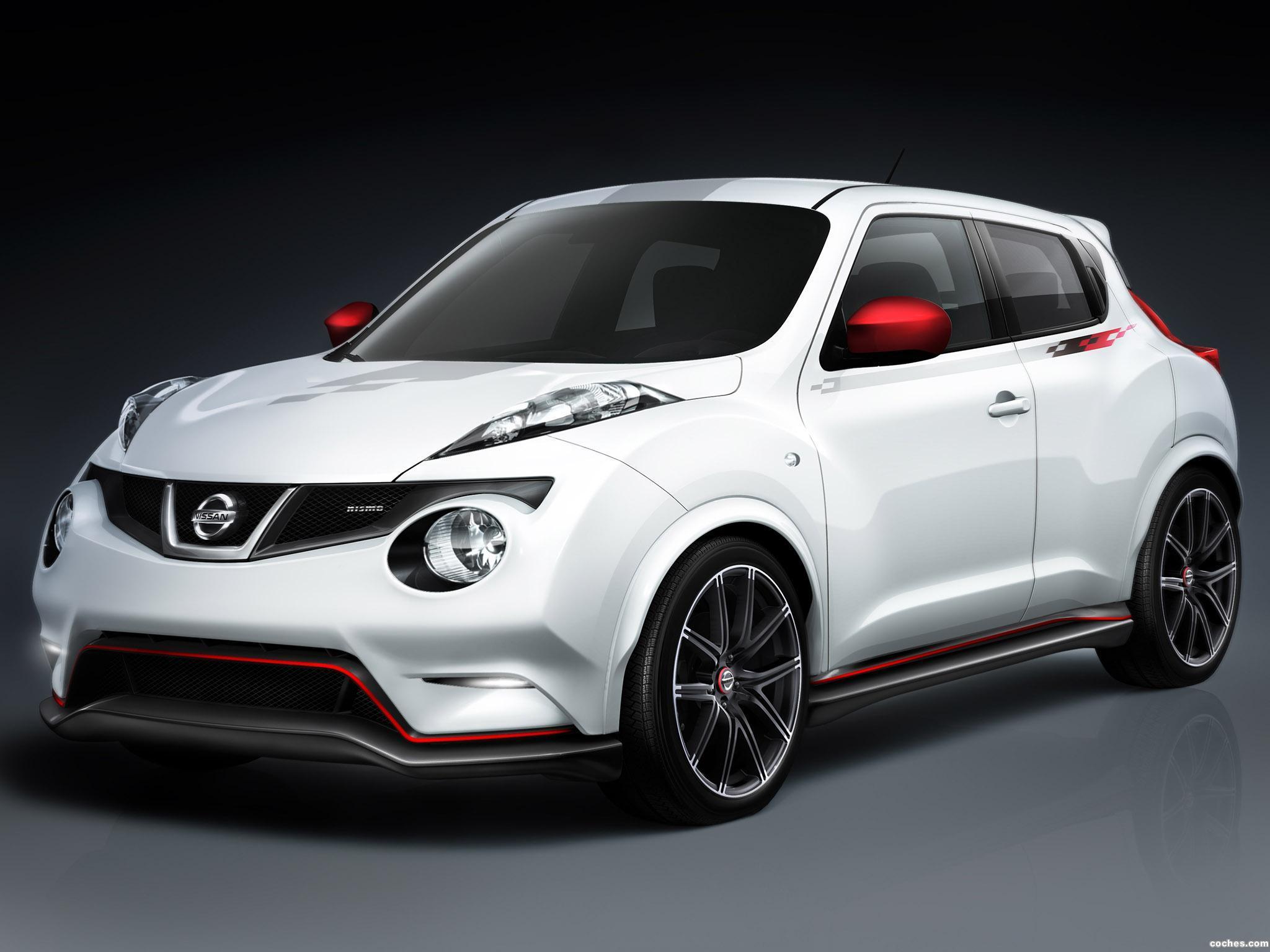 Foto 0 de Nissan Juke nismo 2011