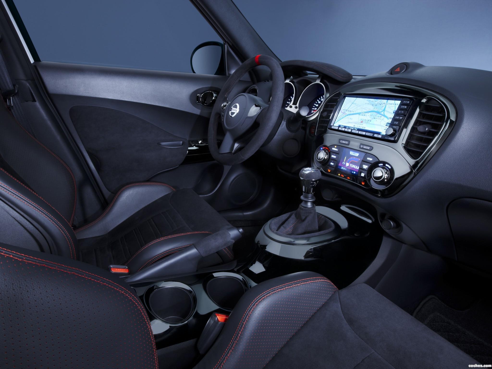 Foto 14 de Nissan Juke nismo 2011