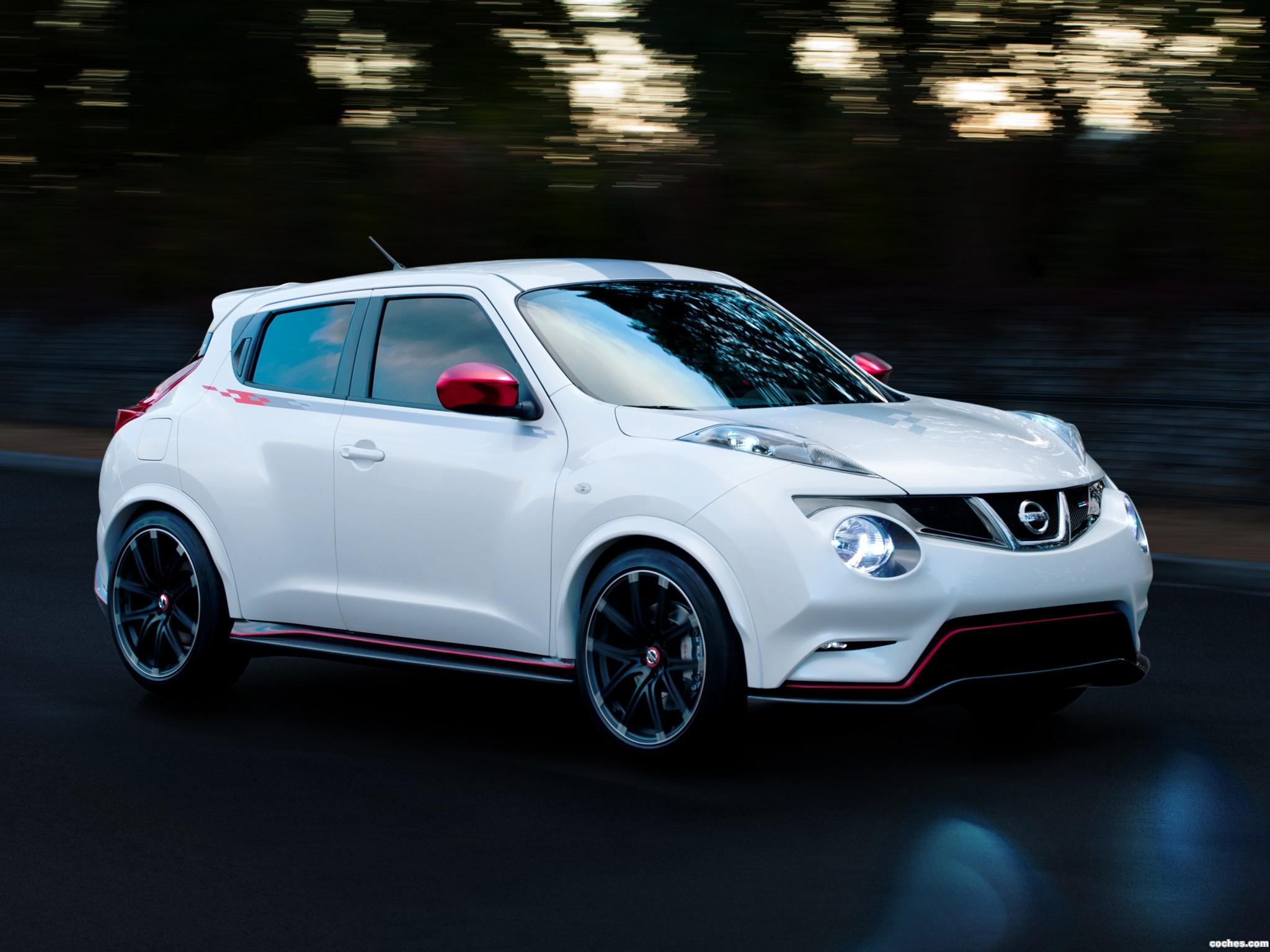 Foto 11 de Nissan Juke nismo 2011