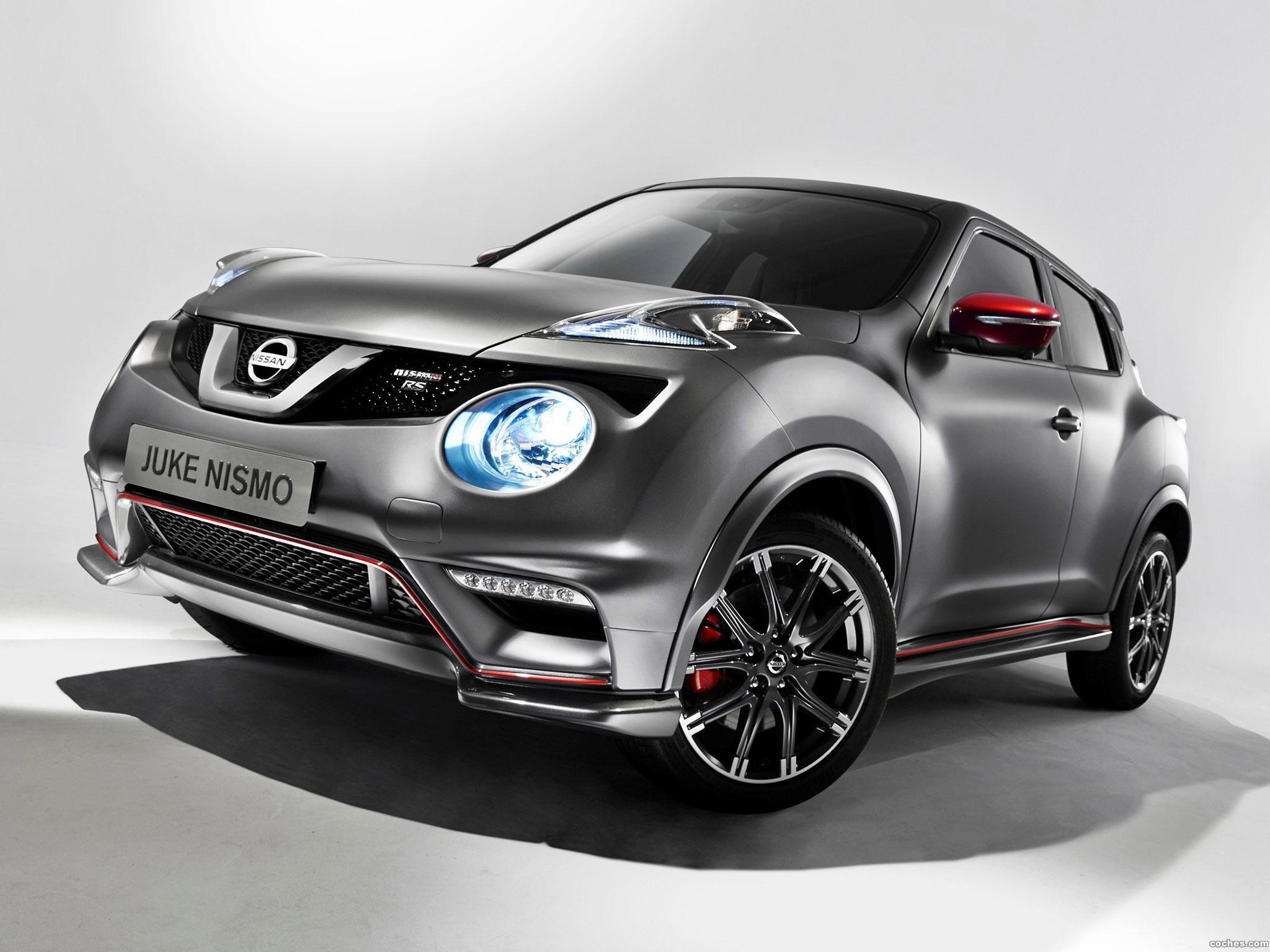 Foto 0 de Nissan Juke Nismo RS 2014
