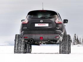 Ver foto 7 de Nissan Juke RSnow Concept 2015