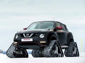 Ver foto 5 de Nissan Juke RSnow Concept 2015