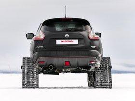 Ver foto 3 de Nissan Juke RSnow Concept 2015