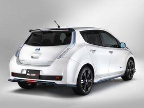 Ver foto 2 de Nissan Nismo Leaf Aerodynamics Package 2013