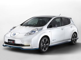 Fotos de Nissan Nismo Leaf Aerodynamics Package 2013