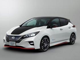 Ver foto 6 de Nissan Nismo Leaf Concept 2017