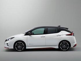 Ver foto 4 de Nissan Nismo Leaf Concept 2017