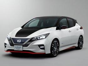 Ver foto 1 de Nissan Nismo Leaf Concept 2017