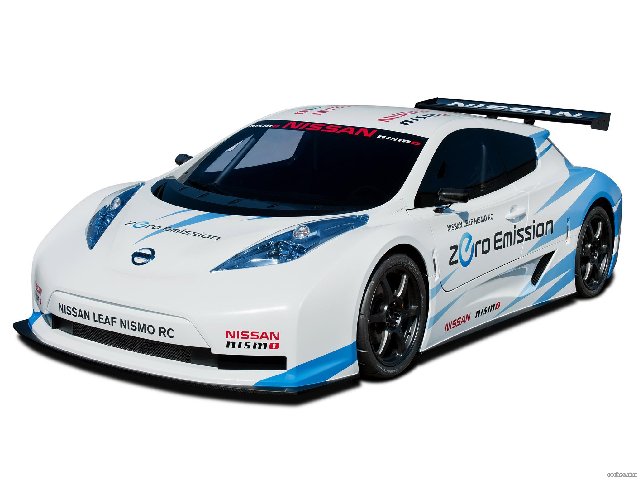 Foto 0 de Nissan Nismo Leaf RC Racing Competition 2011