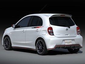 Ver foto 2 de Nissan March Concept Nismo 2012