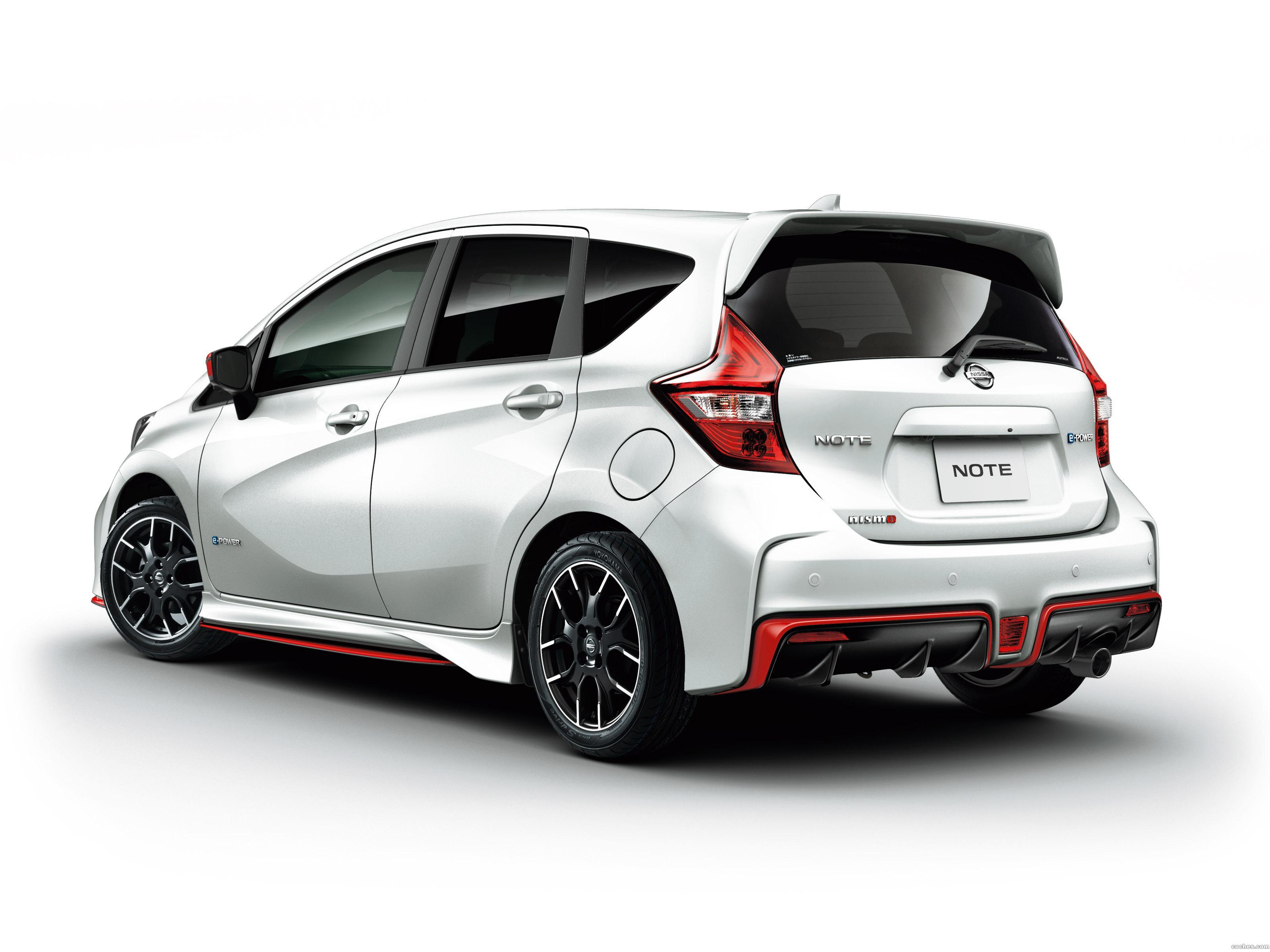 Foto 1 de Nissan Nismo Note E Power E12 2016