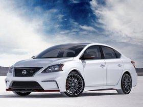 Ver foto 5 de Nissan Nismo Sentra Concept  2014