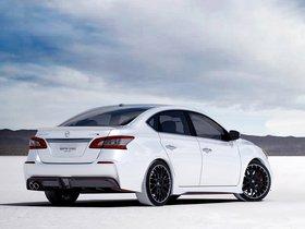 Ver foto 25 de Nissan Nismo Sentra Concept  2014