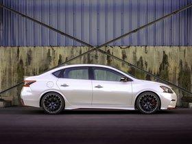 Ver foto 16 de Nissan Nismo Sentra Concept  2014